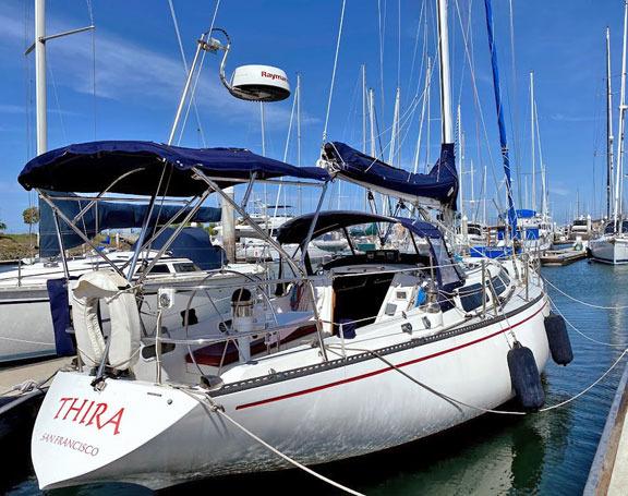 The West's Premier Sailing And Marine Magazine