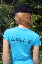 Turquoise T - Back