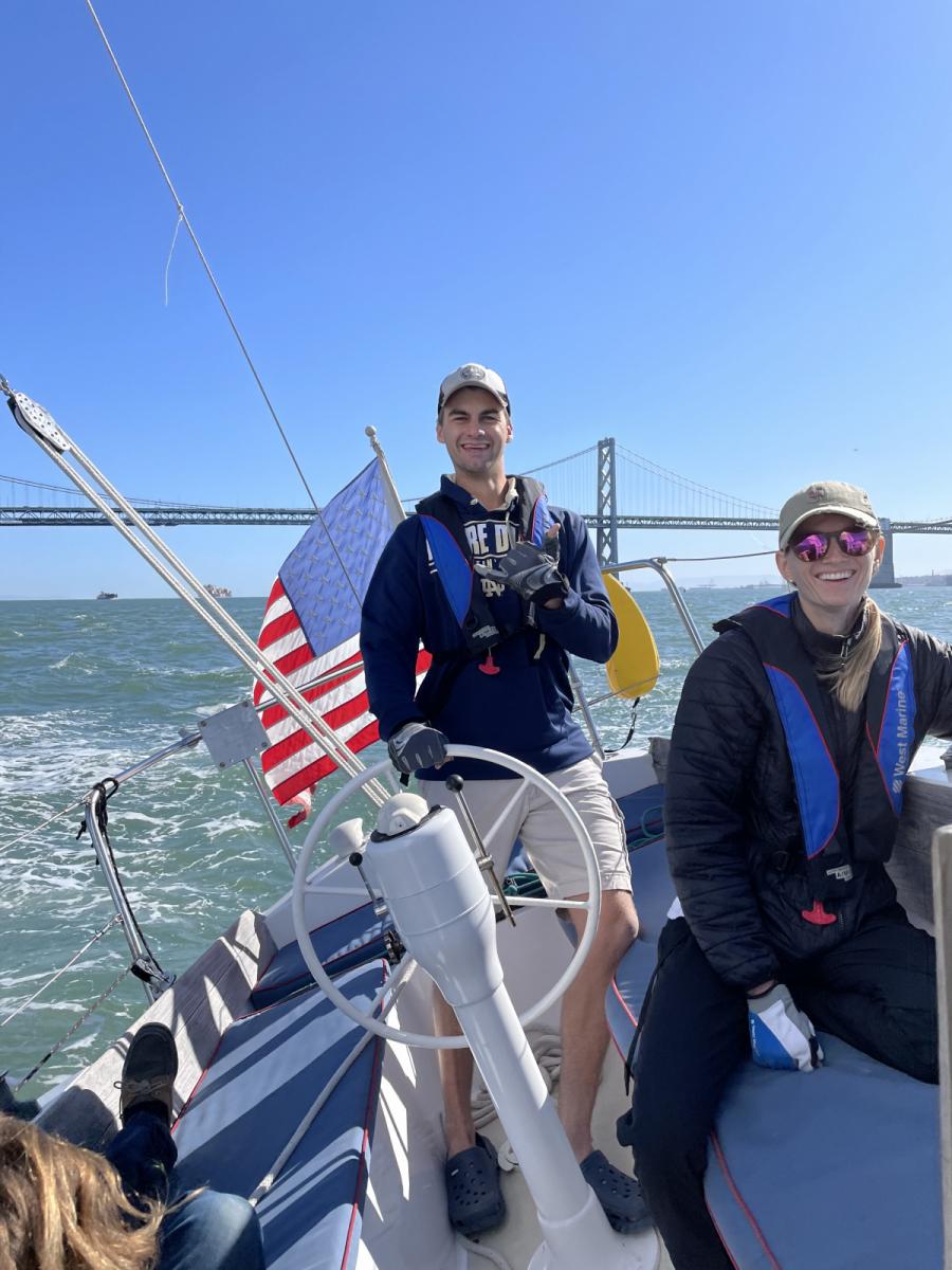 Wesley-Nunez-USCG-friends-on-Summer-Sailstice