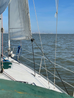 Harry-Mathias-Anne-Morkill-and-Daisy-from-aboard-the-Egret-our-Beneteau-Oceanus-361-7