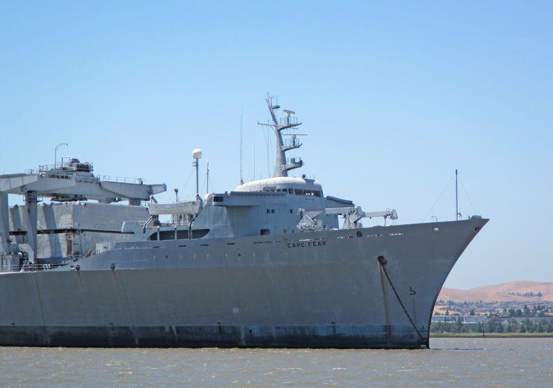 Ship Cape Fear