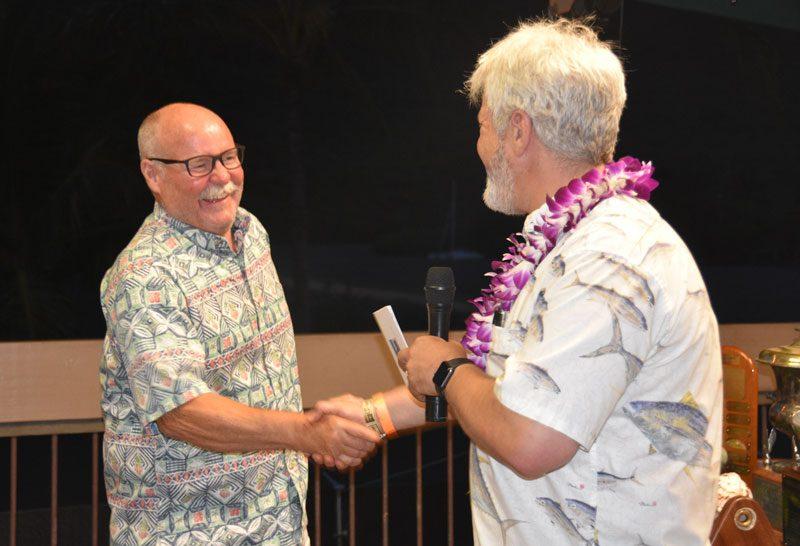 Mike Cunningham and David Herrigel