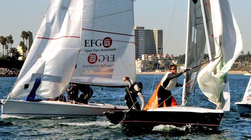 Vipers in Turkey regatta