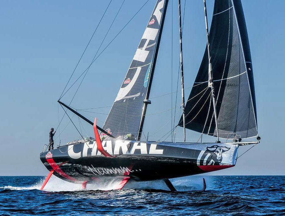 Charal, foiling