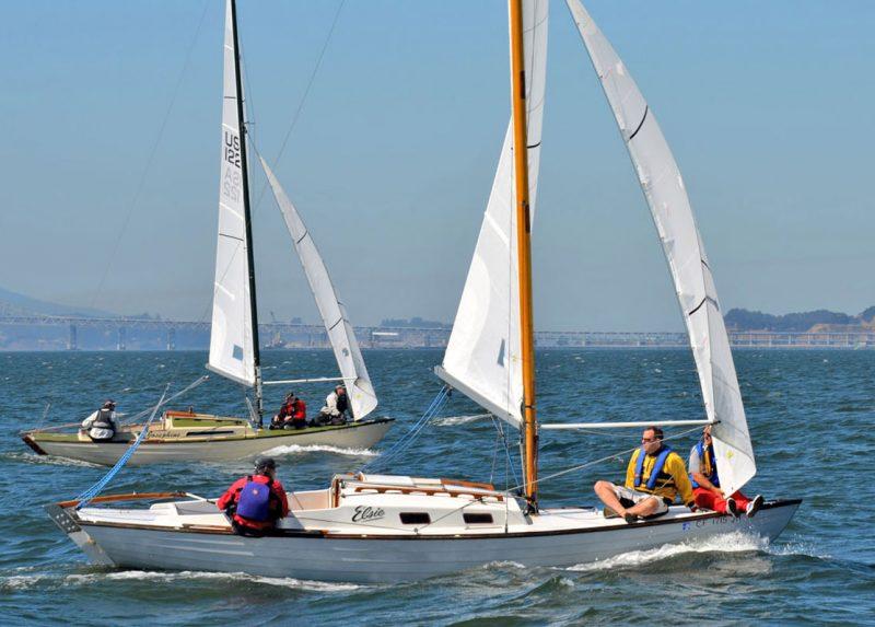 2 Folkboats