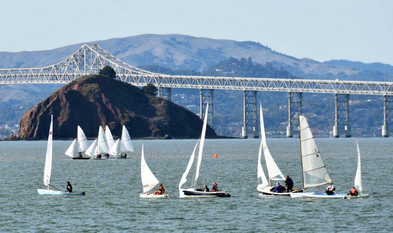 Keller Cove racing