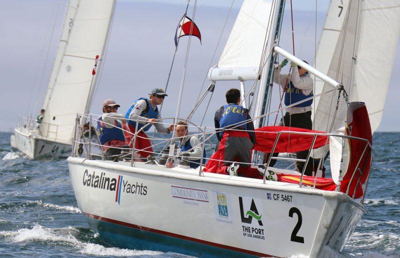 Gauchos on Catalina 37