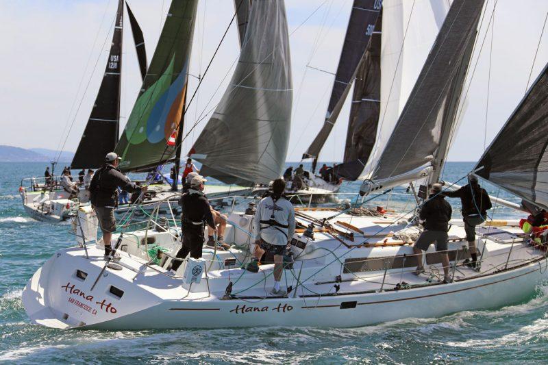 Hana Ho starts the Cabo Race