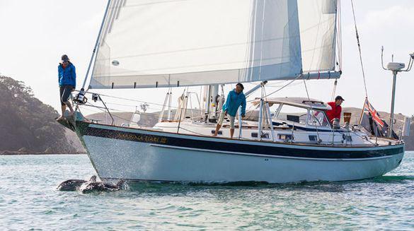 Mahina Expeditions at Pacific Sail Show
