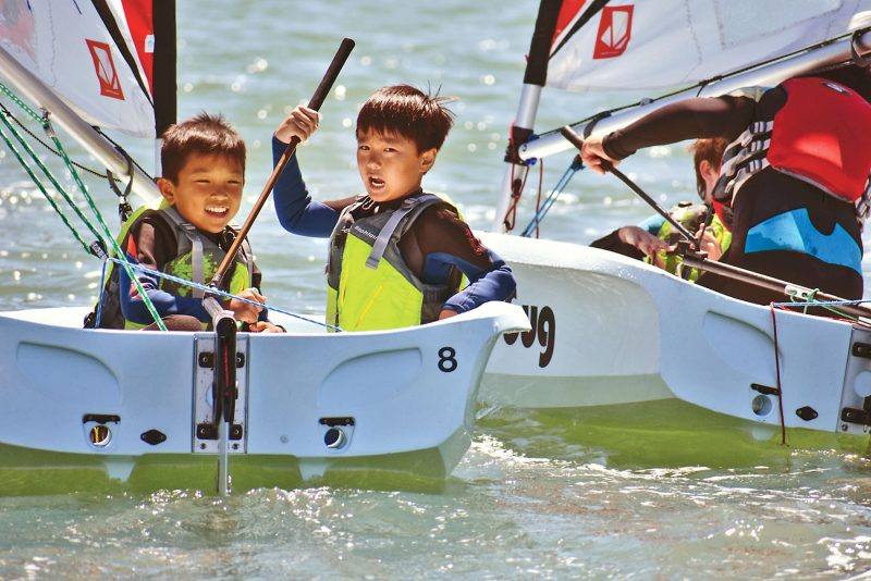 Youth Sailing
