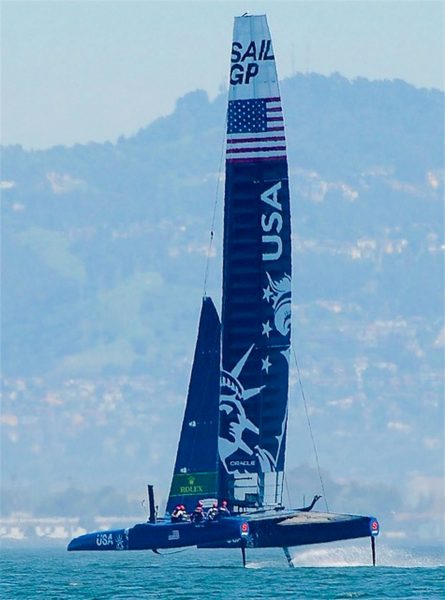SailGP TeamUSA