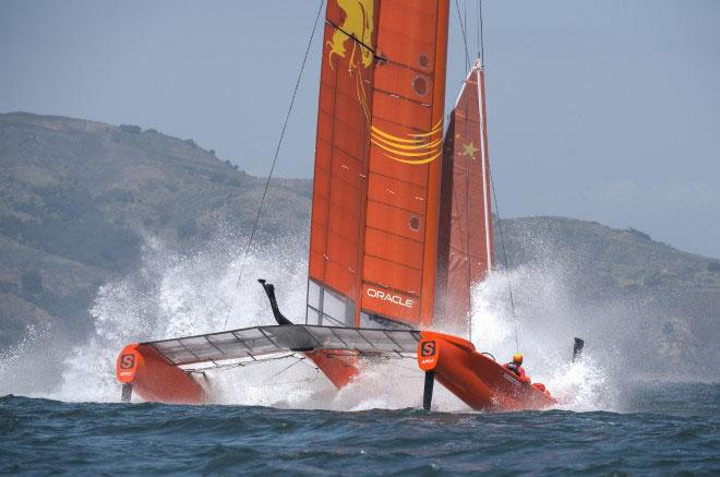 China Sail GP pearls