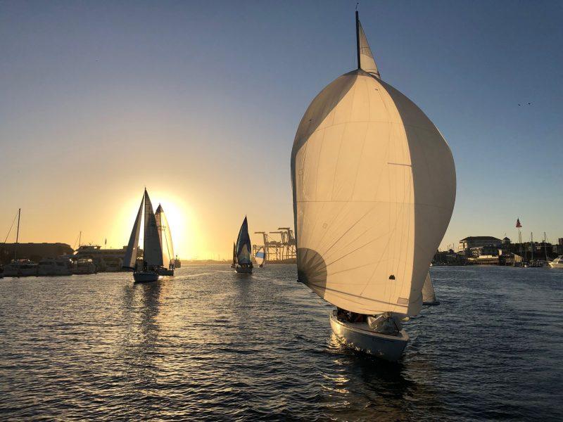 Sweet Sailing