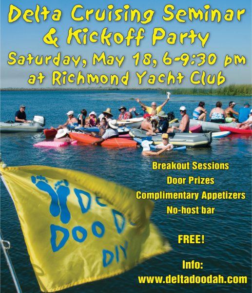 Delta Doo Dah Kickoff Party