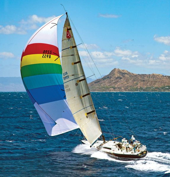 Merlin at Diamond Head