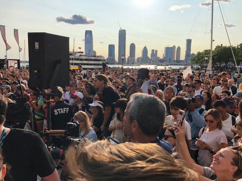 SailGP Crowds