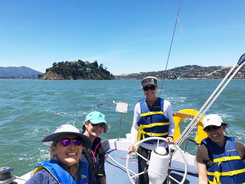CYC Women's Sailing Seminar