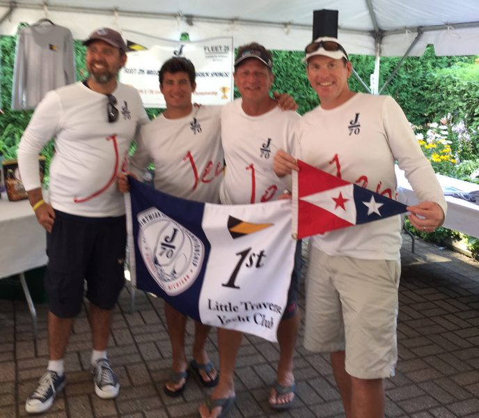 Kostanecki wins J/70 Coriinthian National Championship