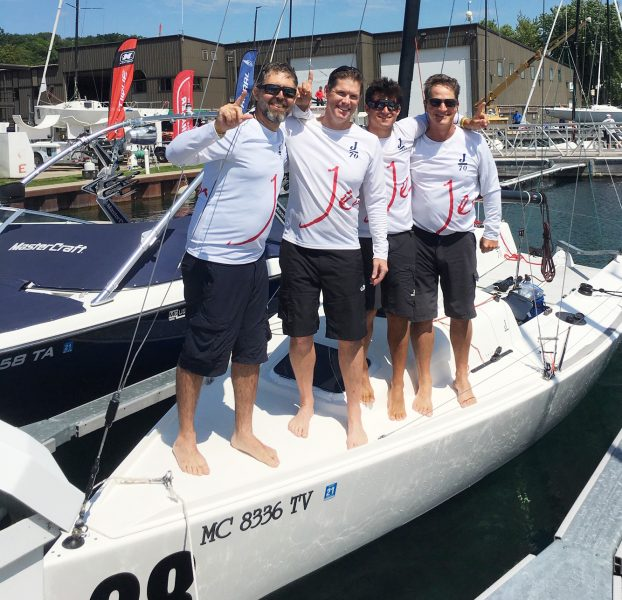 J/70 Corinthian North American Winners