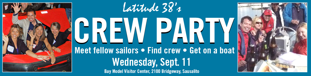Meet fellow sailors • Find crew • Get on a boat