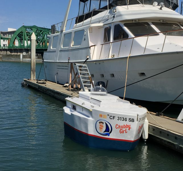 Bay Area Man Will Set Sail to Hawaii in 8-ft Boat   XS Sailing