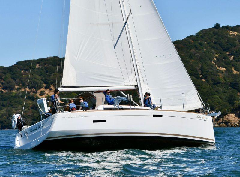 Saturday afternoon sailing