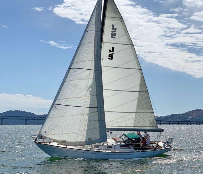 Harpoen sailing