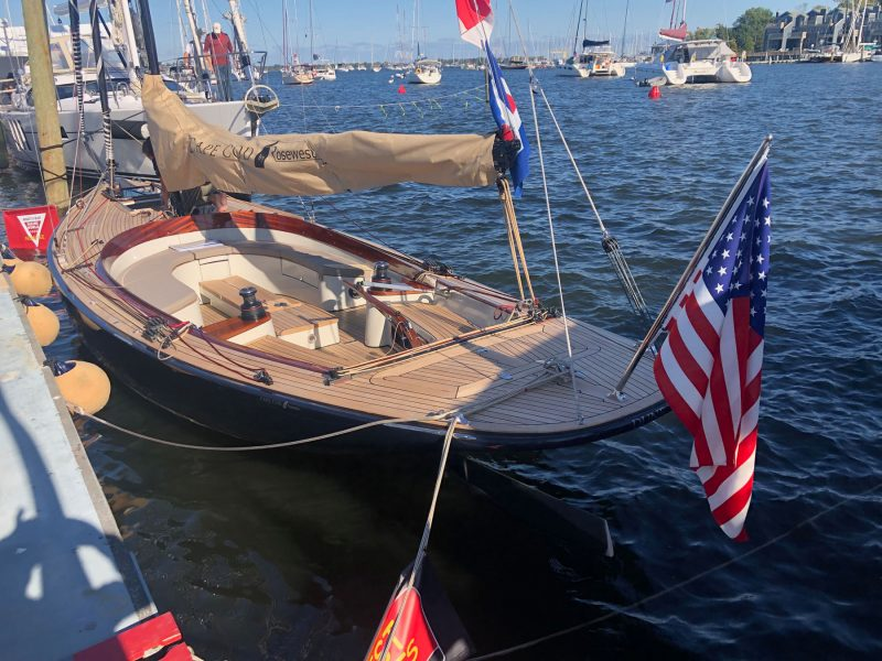 Rosewest Capecod Daysailer 33