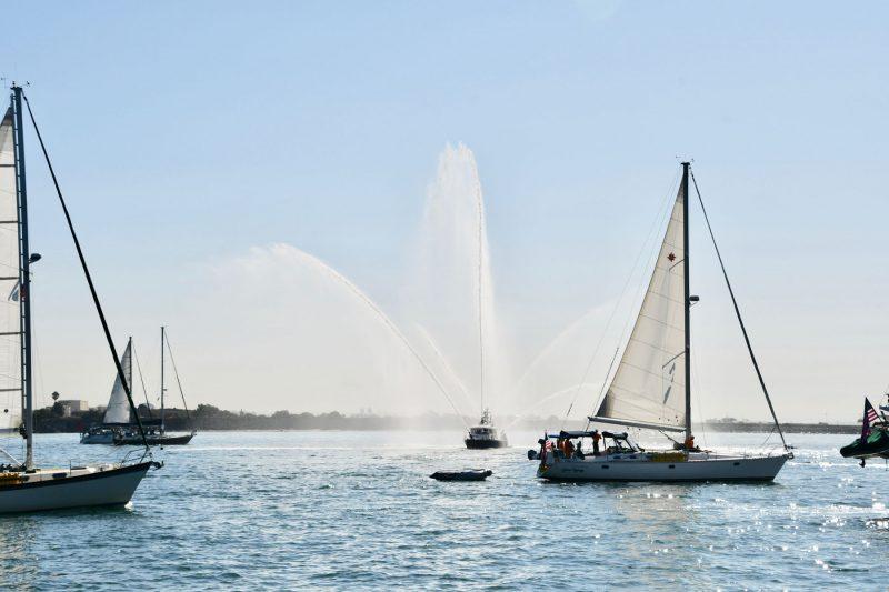 San Diego Fire Boat