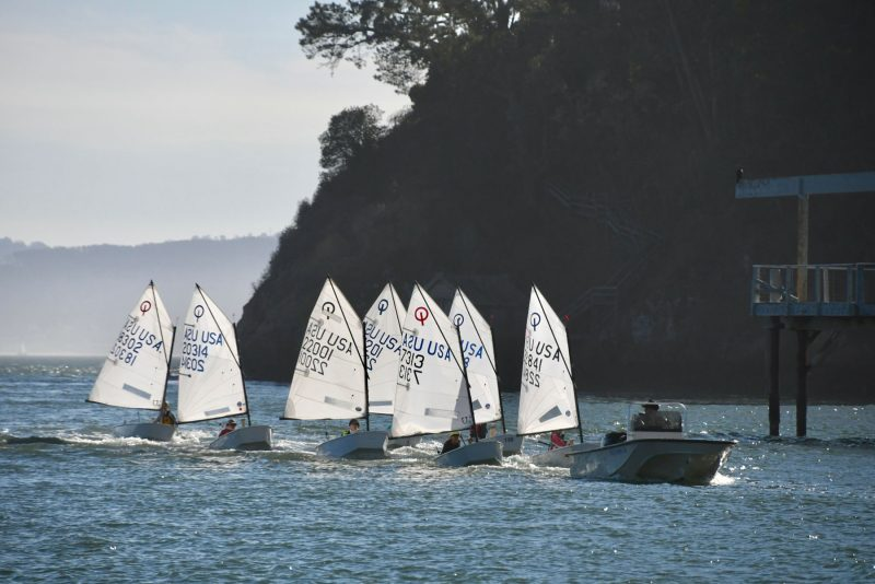 San Francisco Yacht Club Youth Sailing