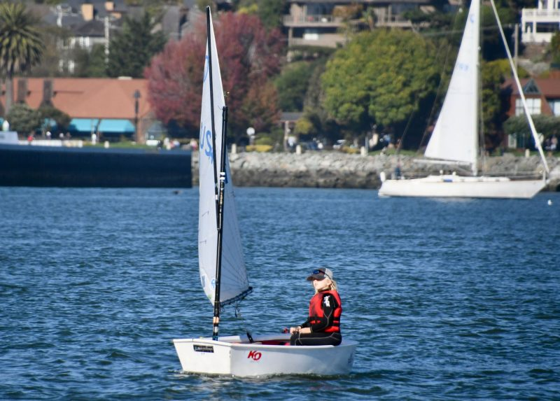 SFYC Opti Sailor
