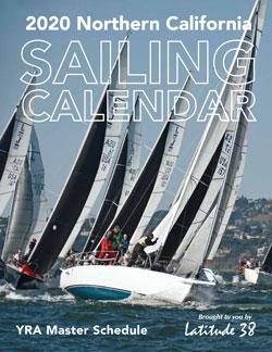 2020 YRA Calendar cover