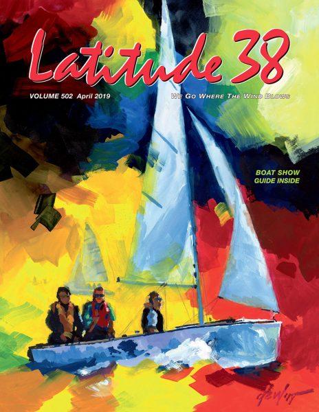 Latitude 38 April Cover