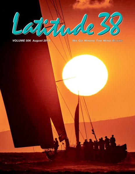 Latitude 38 August Cover
