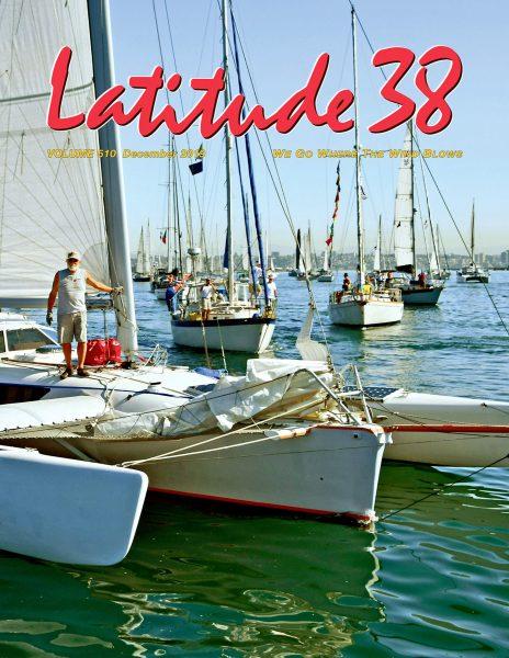 Latitude 38 December Cover