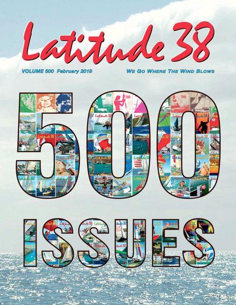 Latitude 38 February Cover