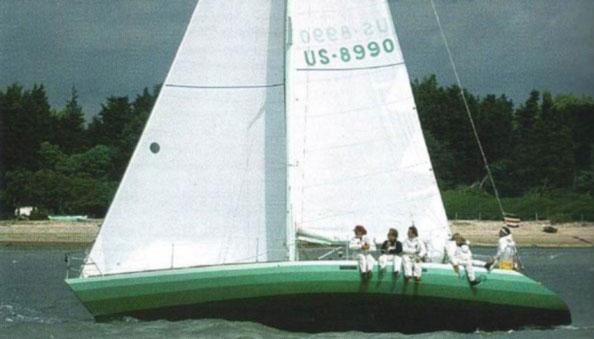 Imp in the 1979 Fastnet