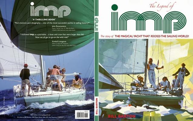 Legend of Imp book cover