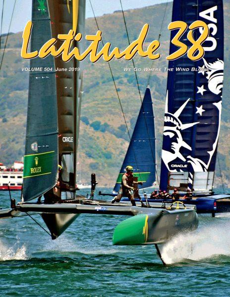 Latitude 38 June Cover