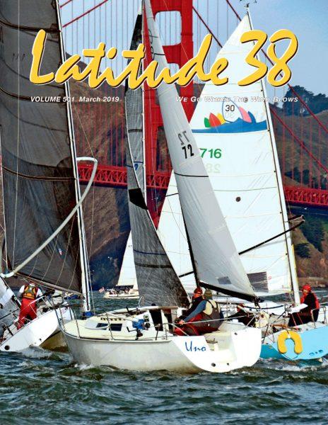 Latitude 38 March Cover