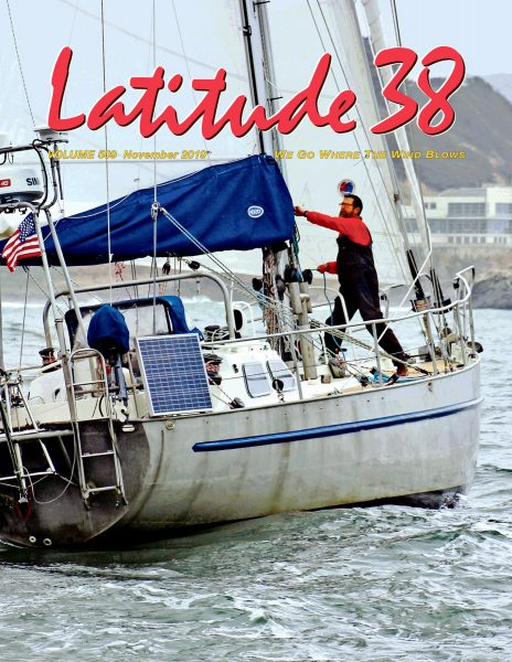 Latitude 38 November Cover