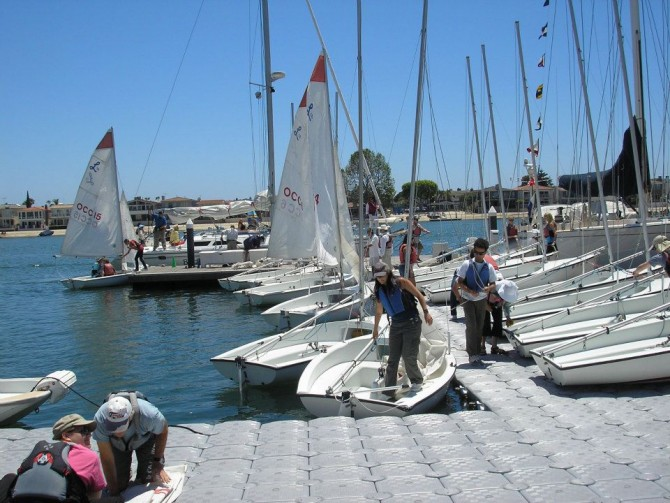 Orange Coast College Summer Sailstice