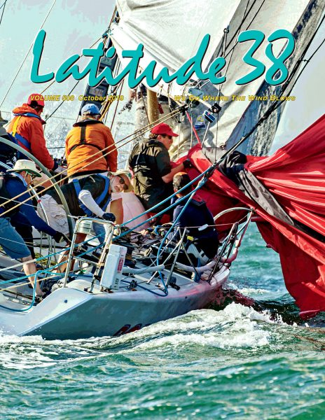 Latitude 38 October Cover