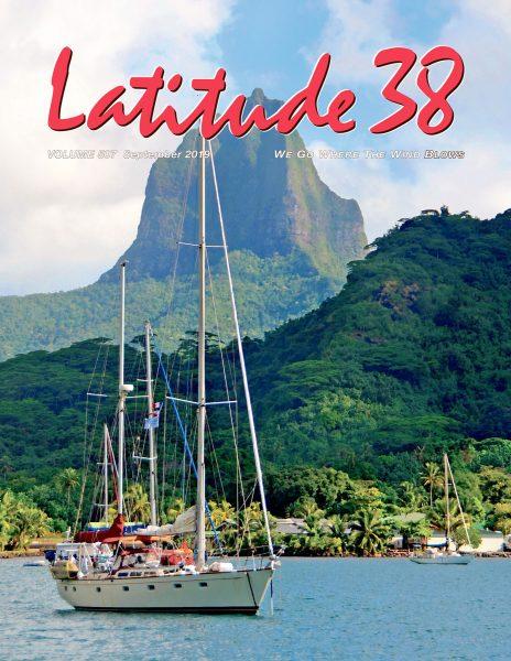 Latitude 38 September Cover