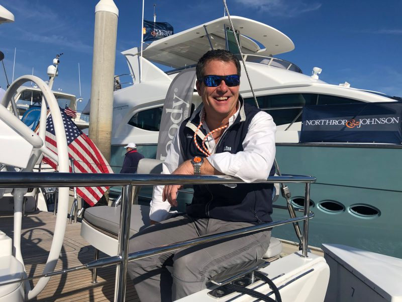 Kenyon Martin Seattle Yachts