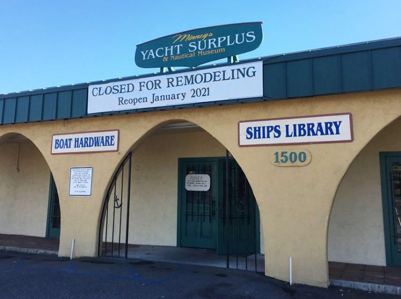 Minney's Yacht Surplus