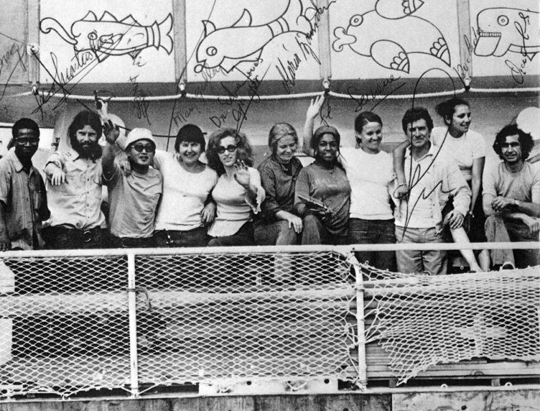 crew of Acali