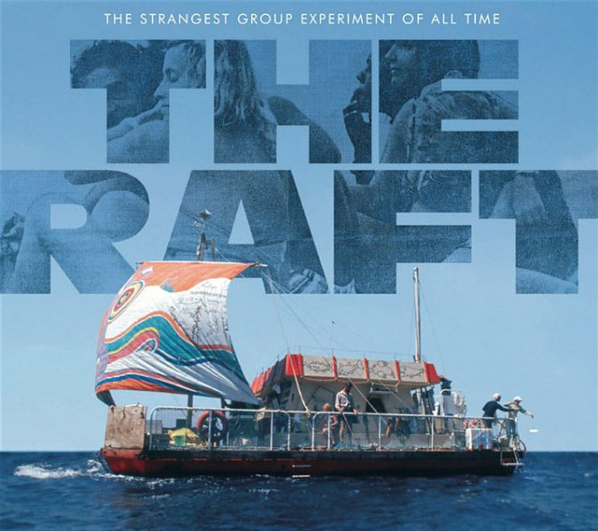 The Raft movie poster