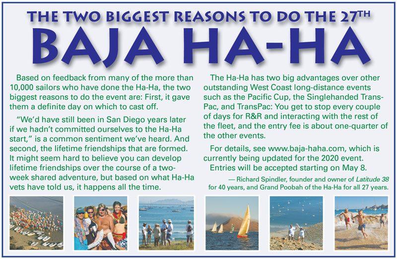 Baja Ha-Ha Cruising Rally