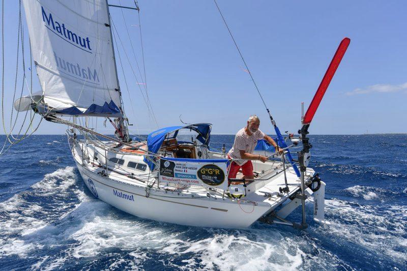 VDH aboard Matmut